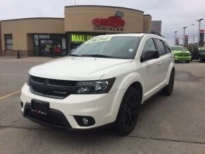 2016 Dodge Journey SXT BLACKTOP