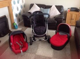 icandy bundle in excellent condition