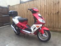 50cc scooter moped in good working order