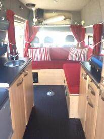 fully equipped Ford Transit Campervan -£6500 ono