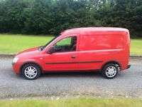vauxhall combo 2005 full year's test excellent condition 1.3 Turbo diesel ready for work
