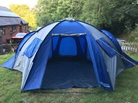 3 bedroom family tent