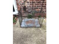 Mettle Dog cage