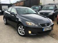 LEXUS IS 220D 2 Owner Grey Manual Diesel 2007 (57)