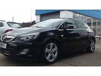 Vauxhall Astra 2010 automatic possible clutch or gearbox fault