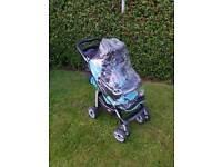 Baby Design Walker pushchair