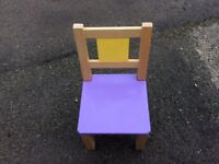 Marks & Spencer Child's Chair £5