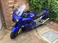 Yamaha fjr 1300 2003 swap or sell