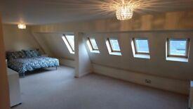Studio Bedroom/Ensuite To Rent in Northern Quarter Penthouse Flatshare