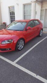 Audi a3 2.0 tdi sline 170