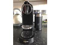 Nespresso Magimix Citiz & Milk Coffee Machine