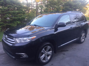 2011 Toyota Highlander-Inspected-Leather -Moonroof