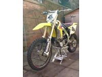 2010 Suzuki RM-Z 450 Fuel Injected (not RM-Z 250 , KXF, YZF or CRF)