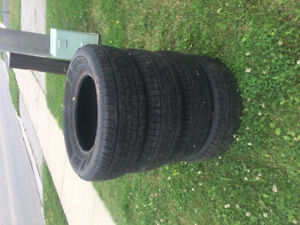 215/70R15 Motomaster all season tires for sale