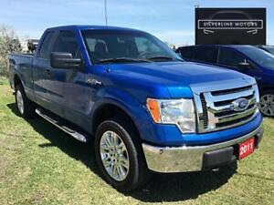 "2011 FORD F150 4x4-CHROME PACKAGE-20""WHEELS-CALL 204-509-0008"