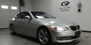 2011 BMW328i Convertible, Sport, Navi, Only 68920kms, RARE!