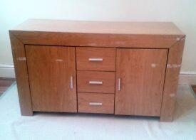 Sturdy Cabinet/TV Stand/Storage Unit. (£25)