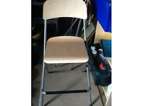 Two IKEA high chair/stools