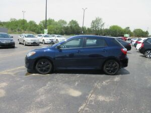 2011 Toyota MATRIX  FWD