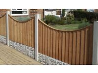 All types of fencing and gardening