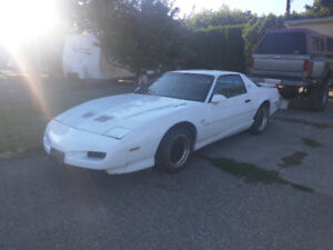 For sale or trade. 1991 Pontiac Firebird Trans Am GTA Coupe
