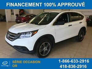 Honda Cr-V Lx **awd** Bluetooth **camera* 2012
