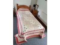 single bedspreads