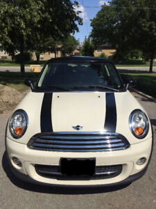 2013 MINI Mini Cooper leather Coupe (2 door)