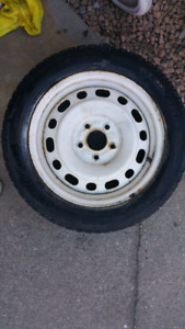 205/55 r16 with rims x4 from 2004 mazda 3