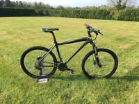 Silverback Hardtail Mountain Bike