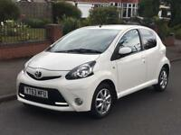 2013 (63) Toyota Aygo Mode 1.0L 21K Miles. 5 Door