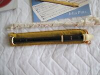 AULOS DESCANT RECORDER plus LOTS OF MUSIC BOOKS