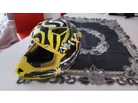 315 piston MX helmet Motocross