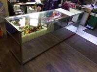 Shop Counter Mirror/Glass