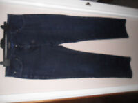 Ladies M/ S jeans size 16