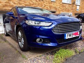 Ford Mondeo 2.0 titanium 2015 15 reg 5 door estate