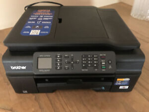 Moving for sale:$28 ·All-in-One colour printer/Scanner/Fax