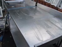 Industrial Stainless Steel Sink For Sale, In Clean Good Condition, (SIZE IN DESCRIPTION) £120
