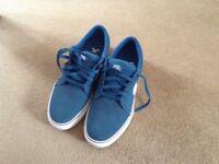 Nike SB Blue Trainers UK Size 9 1/2