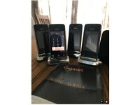 Gigaset 910A top of the range hi tech phone and answer machine.