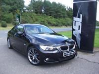 BMW 3 SERIES 320i M Sport (black) 2007