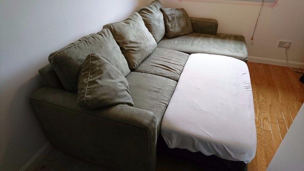John lewis corner sofa bed with storage in east kilbride for Beds east kilbride