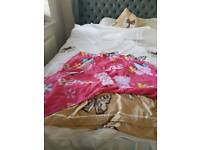 Peppa pig cot bedding
