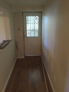 Basement suite in Mount Pleasant NW,two bedrooms, large kitchen