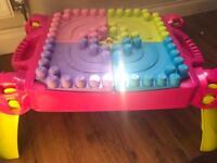 Mega blocks Table