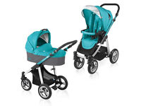 3 in 1 universal stroller in excellent condition