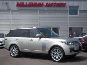 2013 Land Rover Range Rover 5.0L SUPERCHARGED / NAVI / B.CAM/ DV