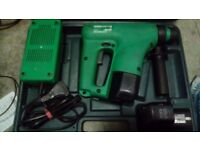 Hitachi sds cordless drill