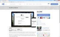 Custom WordPress Website - TekkShare - Inner Geek Designs