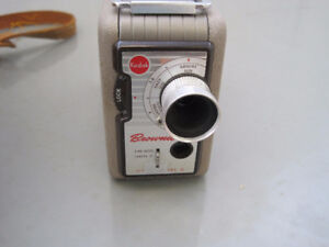 Brownie Movie Camera & Brownie Projector